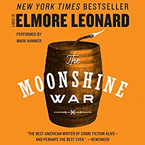 The Moonshine War Audiobook