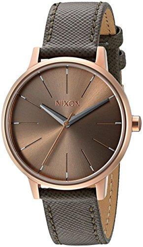 nixon-de-los-hombres-kensington-analogico-casual-cuarzo-reloj-a1082214