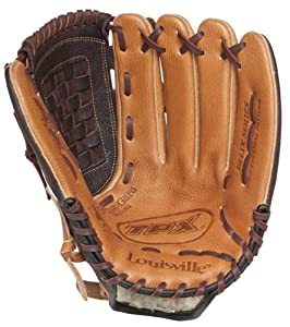 Louisville Slugger 12.5-Inch TPX Helix Ball Glove by Louisville Slugger