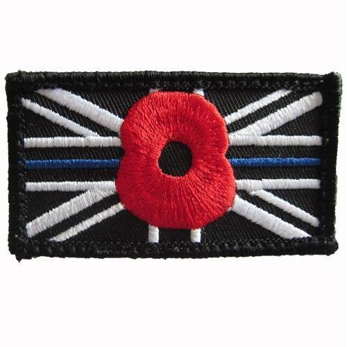 polamb-products-thin-blue-line-remembrance-police-union-jack-velcro-backed-patch-uk-badge-insignia-s