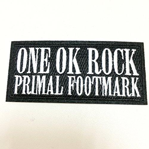 ONE OK ROCK ワッペン『PRIMAL FOOTMARK#4』(2015) 初回特典 /ワンオクロック