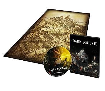 DARK SOULS III 【数量限定特典】「特製マップ&オリジナルサウンドトラック」付