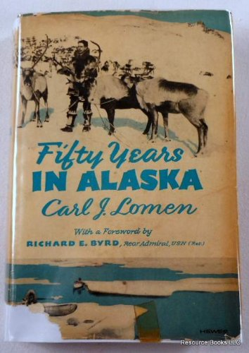 Fifty Years in Alaska cover image