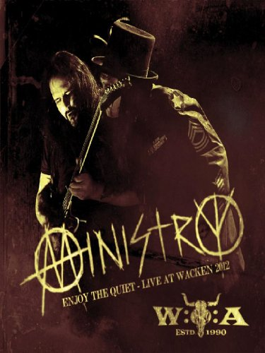 Ministry - Enjoy the quiet - Live at Wacken 2012 (+2CD)