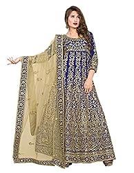 Surbhi Fashion-SDVI-ISHA10701-Designer Semi Stitched Dress Material