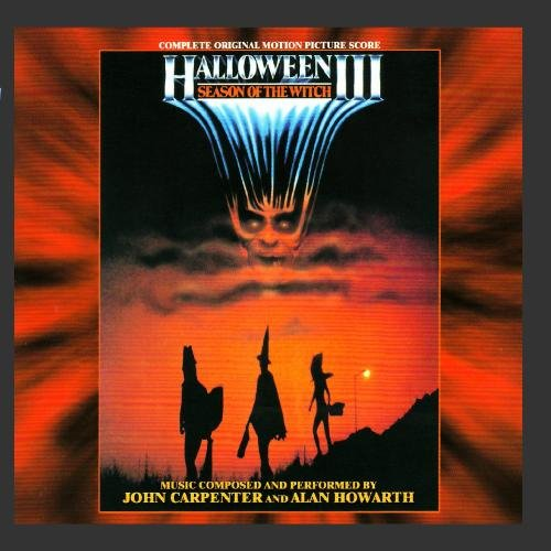John Carpenter - Halloween 3 Season Of The Witch Soundtrack-CD-1982-CRUELTY Download