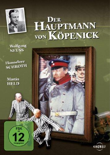 Der Hauptmann Von Köpenick [Region 2] front-327093