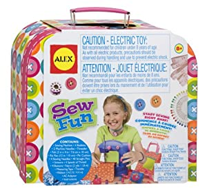 ALEX Toys - Craft, Sew Fun Activity Kit, 443N