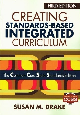Creating Standards Based Integrated Curriculum Book 3Rd Edition
