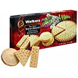 Walkers Shortbread Traditional Shortbread Assortment 500g, 1er Pack (1 x 500 g)