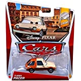 Disney Pixar Cars 2 Tubbs Pacer - Voiture Miniature Echelle 1:55