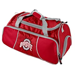 Buy Brand New Ohio State Buckeyes NCAA Athletic Duffel Bag by Things for You