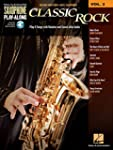 Classic Rock: Saxophone Play-Along Vo...