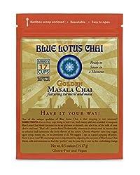 Blue Lotus Golden Masala Chai - .5oz Package (17 cups)