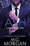 Ash: Sapphire Island (Breaker's Point Billionaires Book 1)