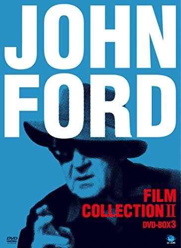 巨匠たちのハリウッド ジョン・フォード傑作選 第2集 DVD-BOX3