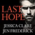 Last Hope: Hitman Series #4 (       UNABRIDGED) by Jessica Clare, Jen Frederick Narrated by Kasha Kensington, Iggy Toma