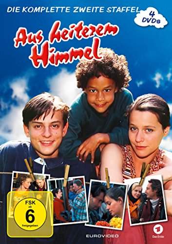 Aus heiterem Himmel - Staffel 2 [4 DVDs]