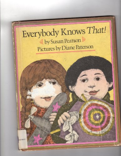 Everybody Knows That!: Pearson: 9780803724181: Amazon.com: Books