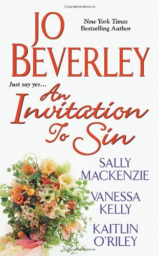 Image of An Invitation To Sin (Zebra Historical Romance)
