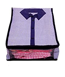 Shirt Cover in Quilted Cotton Material