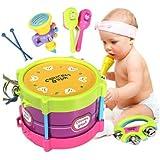 Set d'instruments de musique pour bébé