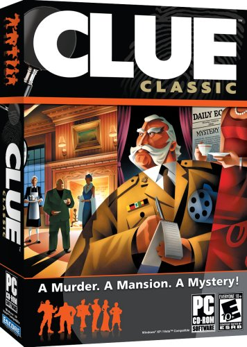 Clue Game Software