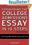 Conquering the College Admissions Ess...