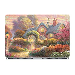 Posterboy The House Laptop Skin (Multicolor)