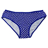 Younky Women's Brief (PNMK0030_Blue_Small)