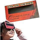 日食グラス カードタイプ CE安全基準適合 日食 観望用 日食メガネ