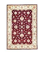 Eden Carpets Alfombra Zeigler Rojo/Marfil 291 x 203 cm
