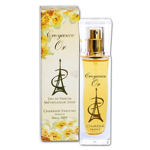 Charrier Parfums - 'Croyance Or' Perfume for Women 1.014 fl.oz