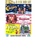 Clangers/Bagpuss/Ivor the Engine [DVD]