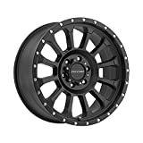 Pro Comp Alloys Series 34 Rockwell Wheel with Satin Black Finish (18x9