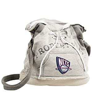 NBA New Jersey Nets Hoodie Duffel by Pro-FAN-ity Littlearth