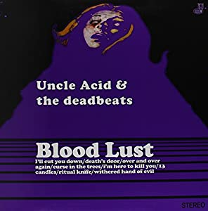 Blood Lust [VINYL]