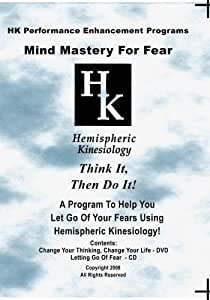 Mind Mastery For Fear (DVD & CD)