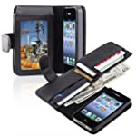 eForCity Leather Case with Wallet Com...