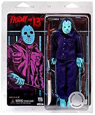 Jason Voorhees Friday the 13th Glow in the Dark Tru Toys R Us Exclusive NES
