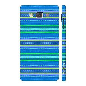 Enthopia Designer Hardshell Case Celebration Three Back Cover for Samsung Galaxy E7