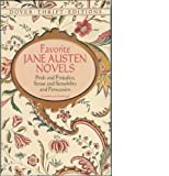 Image of Favorite Jane Austen Novels: Pride and Prejudice, Sense and Sensibility and Persuasion (Dover Thrift Editions)