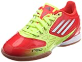 Adidas F10 IN J high energy/electricity/white, GröÃe Adidas UK:5.5