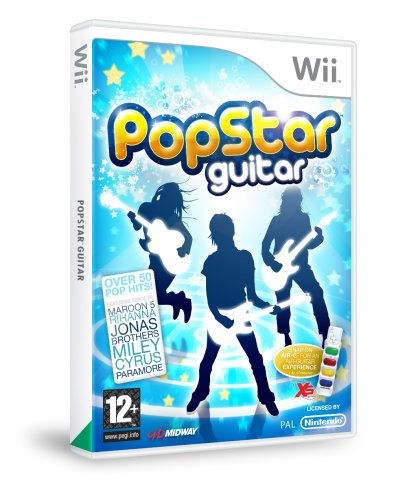 Pop Star Guitar galerija