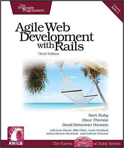 Agile Web Development with Rails, 3rd Edition (Agile Development With Rails compare prices)