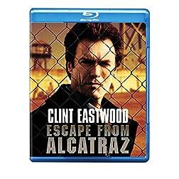 Escape from Alcatraz [Blu-ray]