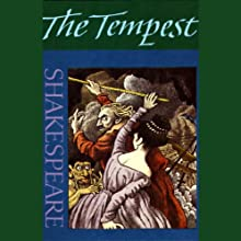 The Tempest Performance by William Shakespeare Narrated by Sir Michael Redgrave, Vanessa Redgrave, Full Cast