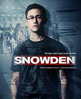 Book Cover: Snowden