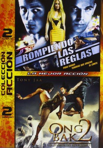 Pack: Rompiendo Las Reglas + Ong Bak 2: La Leyenda Del Rey Elefante [DVD]