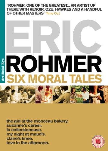 Eric Rohmer: Six Moral Tales IMPORT Anglais IMPORT Coffret De 5 Dvd Edition simple